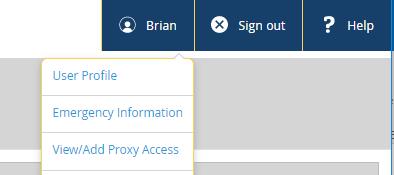 proxy management