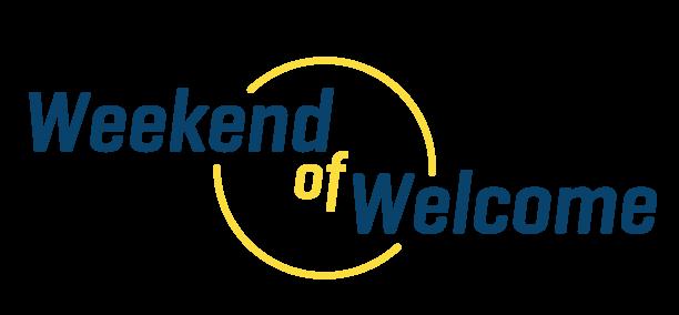 Weekend of Welcome Logo