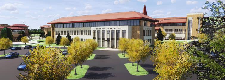 CCU Science Center