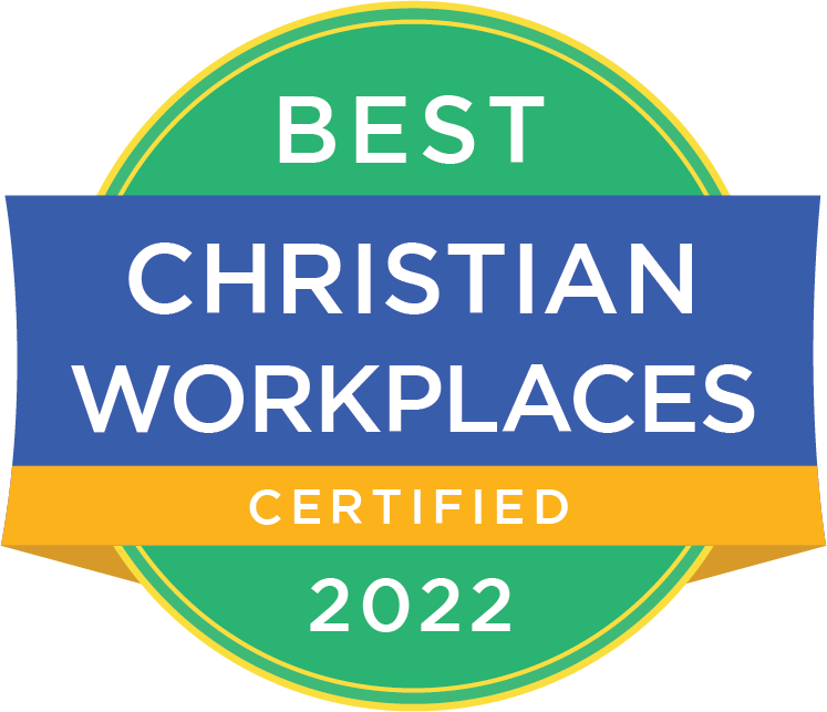 Best Christian Workplaces logo
