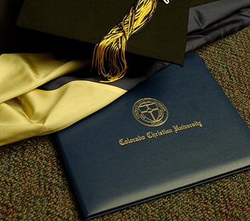 CCU graduation regalia