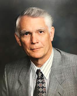 Dr. Joe Wall headshot