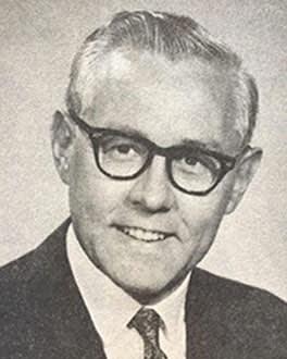 Dr. Stanley D. Toussaint headshot