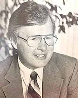 Dr. William Wilkie headshot