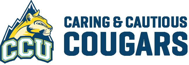 CCU Cares Logo