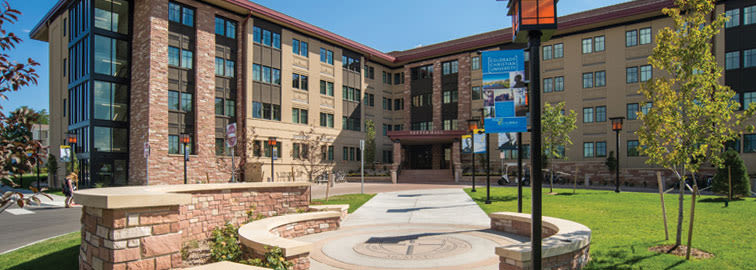 Yetter Hall on CCU campus