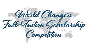 World Changers Scholarship Weekend logo
