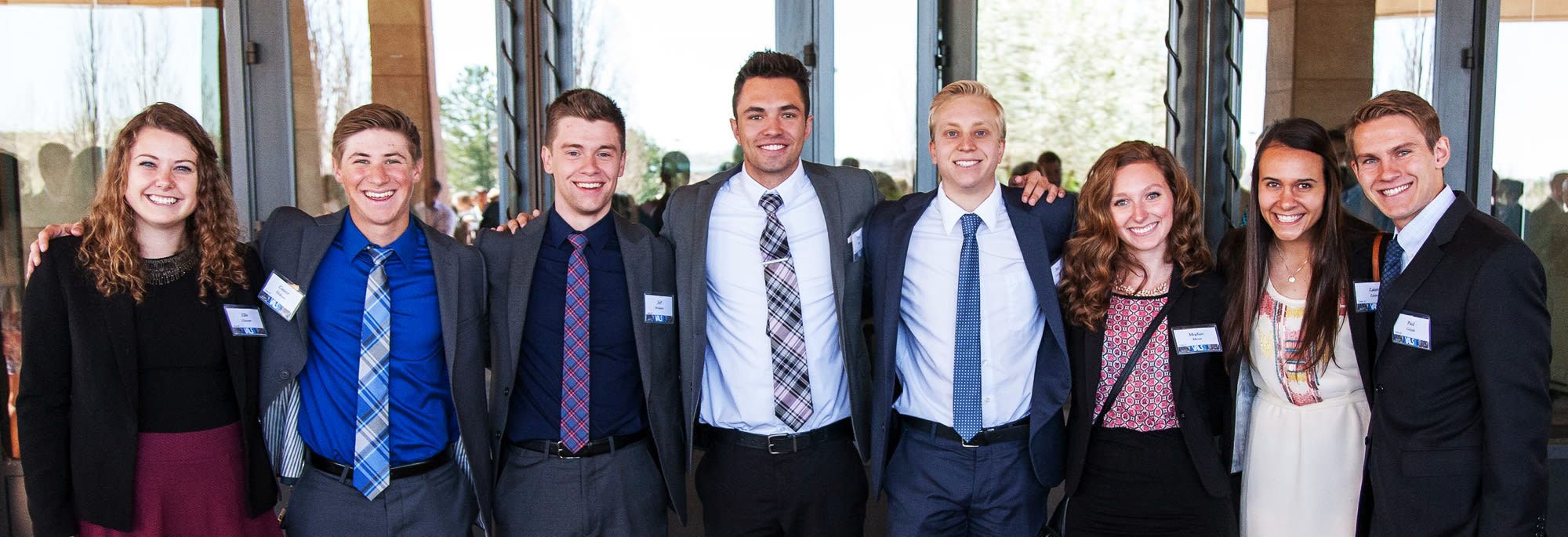 Values-Aligned Leadership Summit unites students and executives to examine business trends