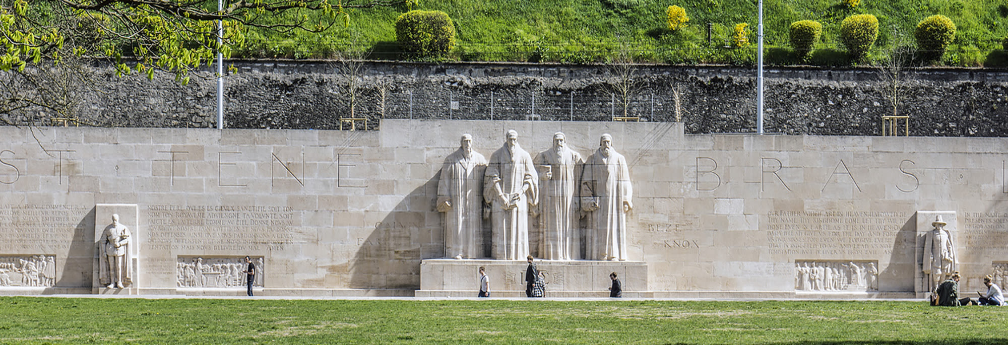 reformation monument geneva