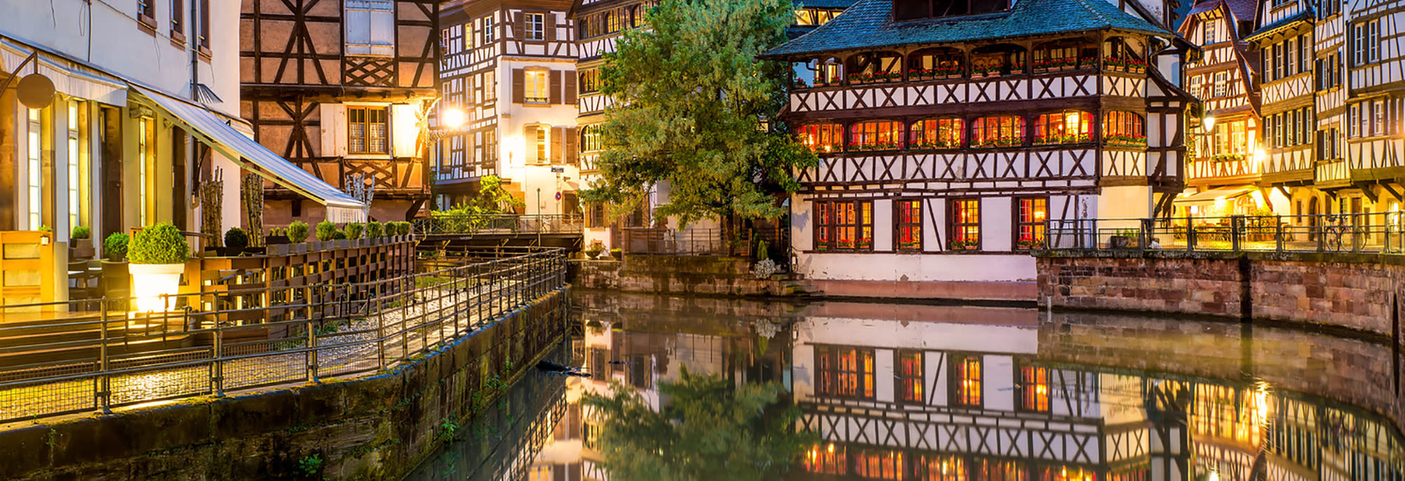 strasbourg by the water