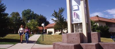 Colorado Christian University in the 1980s