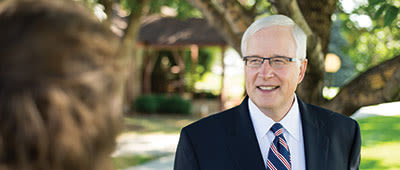 New CCU President Don Sweeting
