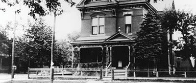Denver Bible Institute's Second Building 1916-1919
