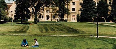 Colorado Baptist University in the 1980s