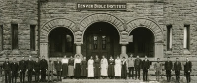 The Denver Bible Institute