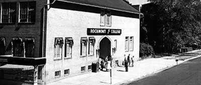 Rockmont College at Glenarm