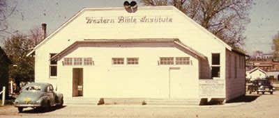Western Bible Institute