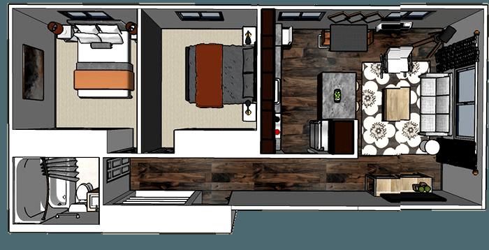 East Campus Floor Plan