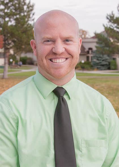 Matt Rummel portrait