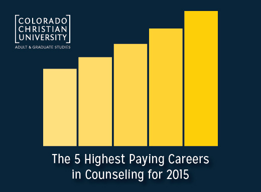 The 5 Highest Paying Careers In Counseling For 2015