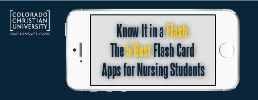 the-5-best-nursing-flashcard-apps