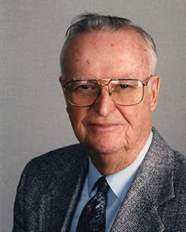 Dr. L. David Beckman headshot