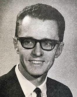 Ronald Merryman headshot