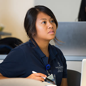 BSN Program Student