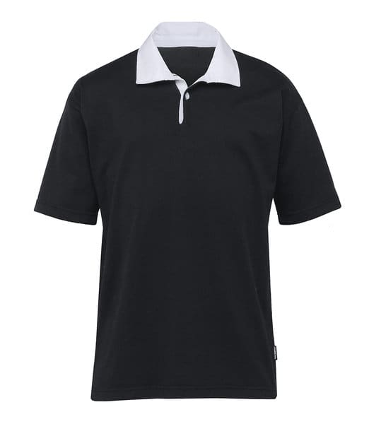 Black/White Rugby Jersey