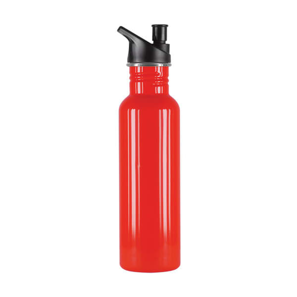 Red The Drifter Stainless Steel Drink Bottle
