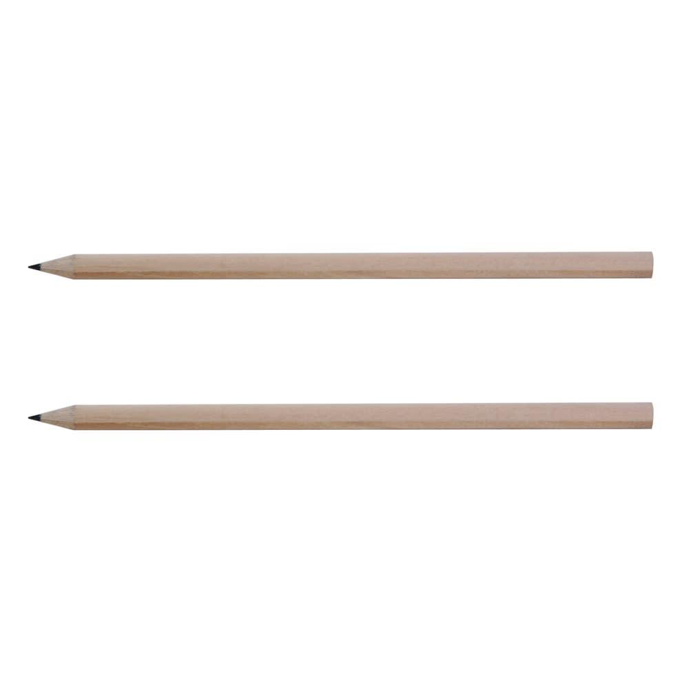 Natural Sharpened Full Length Pencil