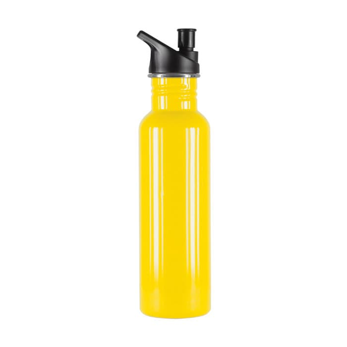 Yellow The Drifter Stainless Steel Drink Bottle