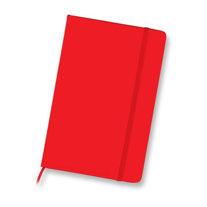 Red A6 Pocket Notebook