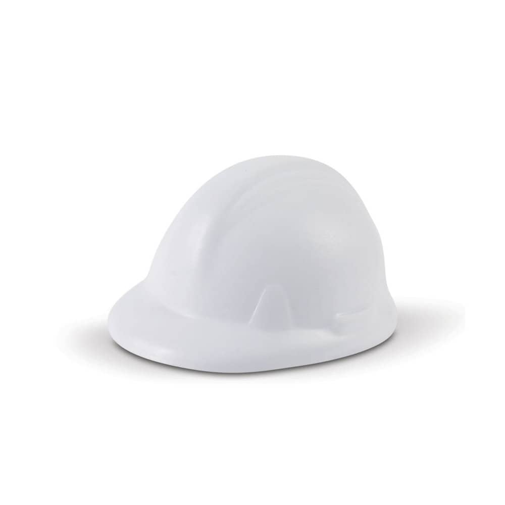 White Stress Hard Hat