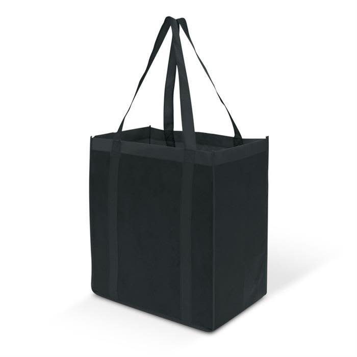 Black Super Tote Bag