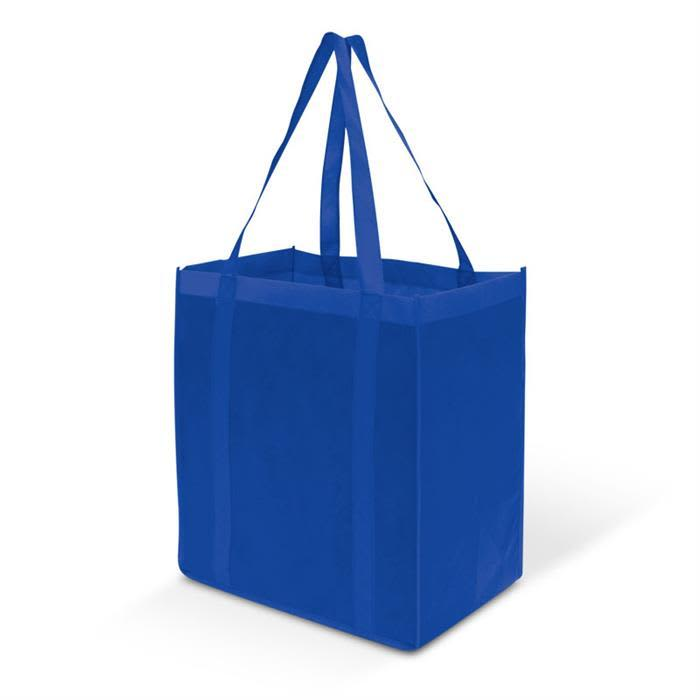 Royal Blue Super Tote Bag