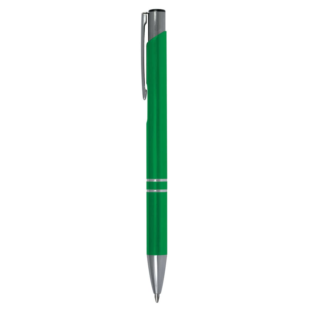 Dark Green Panama Metal Pen