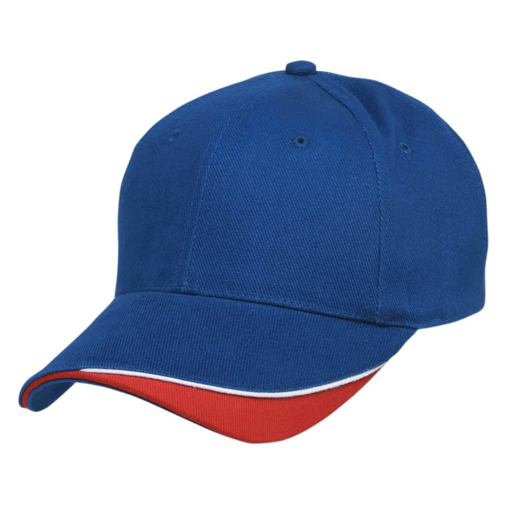 Royal/White/Red Stampton Cap