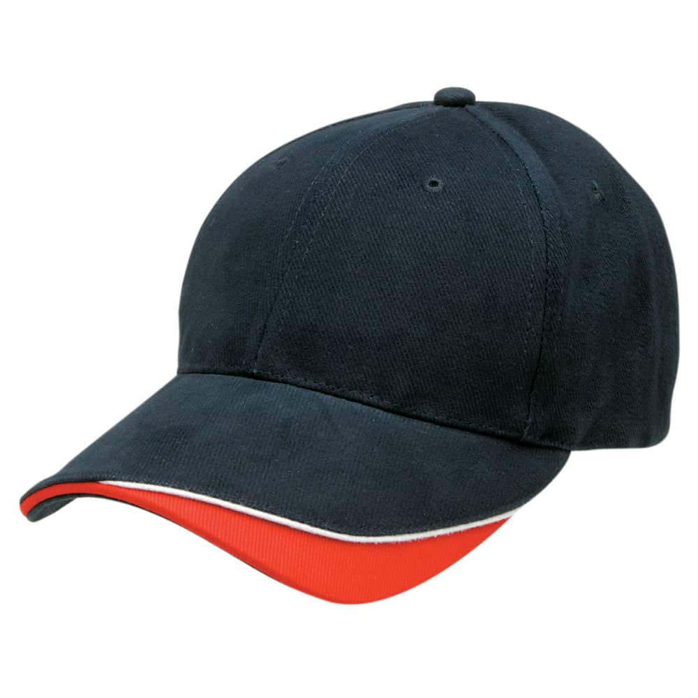 Navy/White/Red Stampton Cap