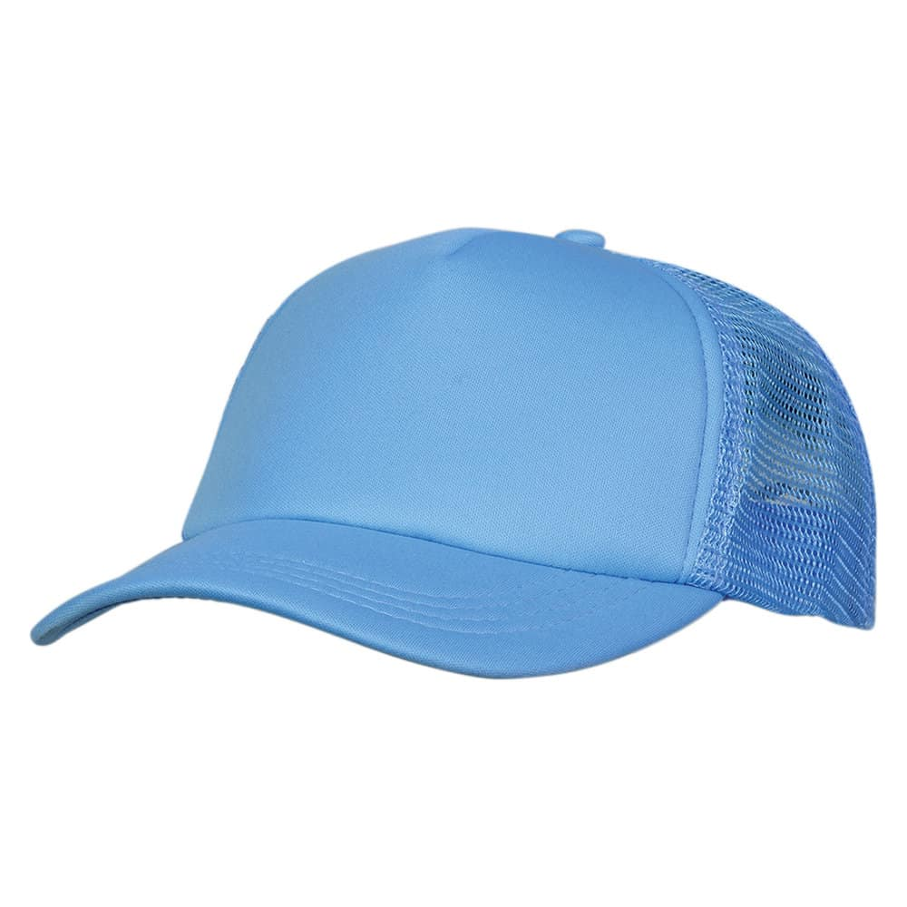 Sky Blue/Sky Blue Lodge Trucker Cap