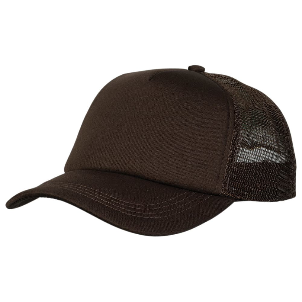 Brown/Brown Lodge Trucker Cap