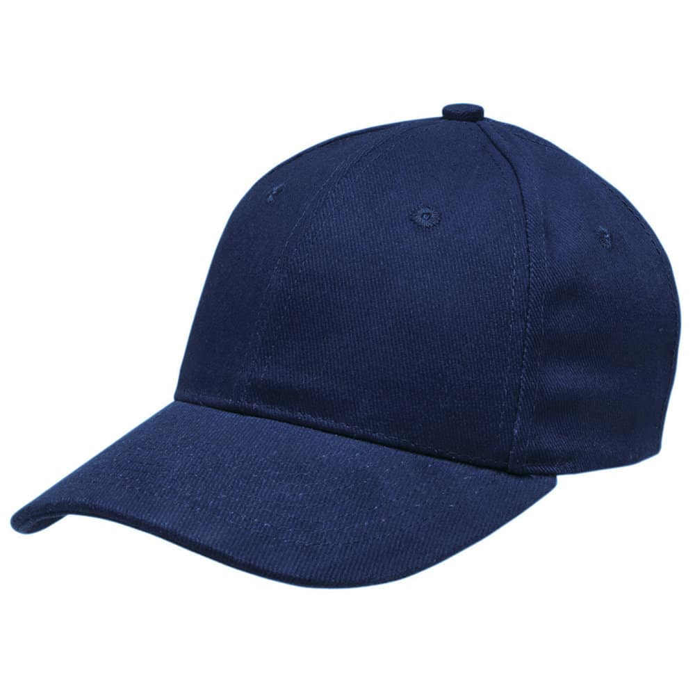 Navy Redmill Brushed Cotton Cap
