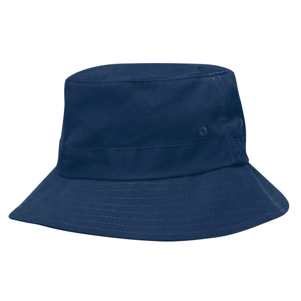 Navy Junior Bucket Hat