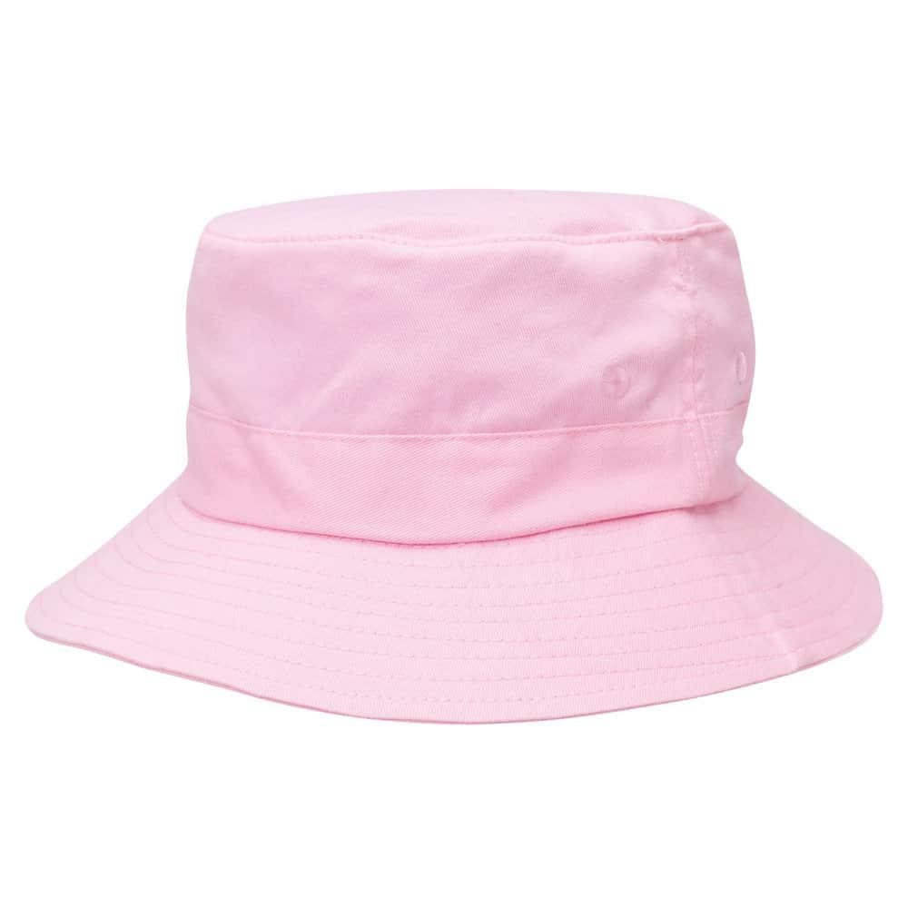 Pink Junior Bucket Hat