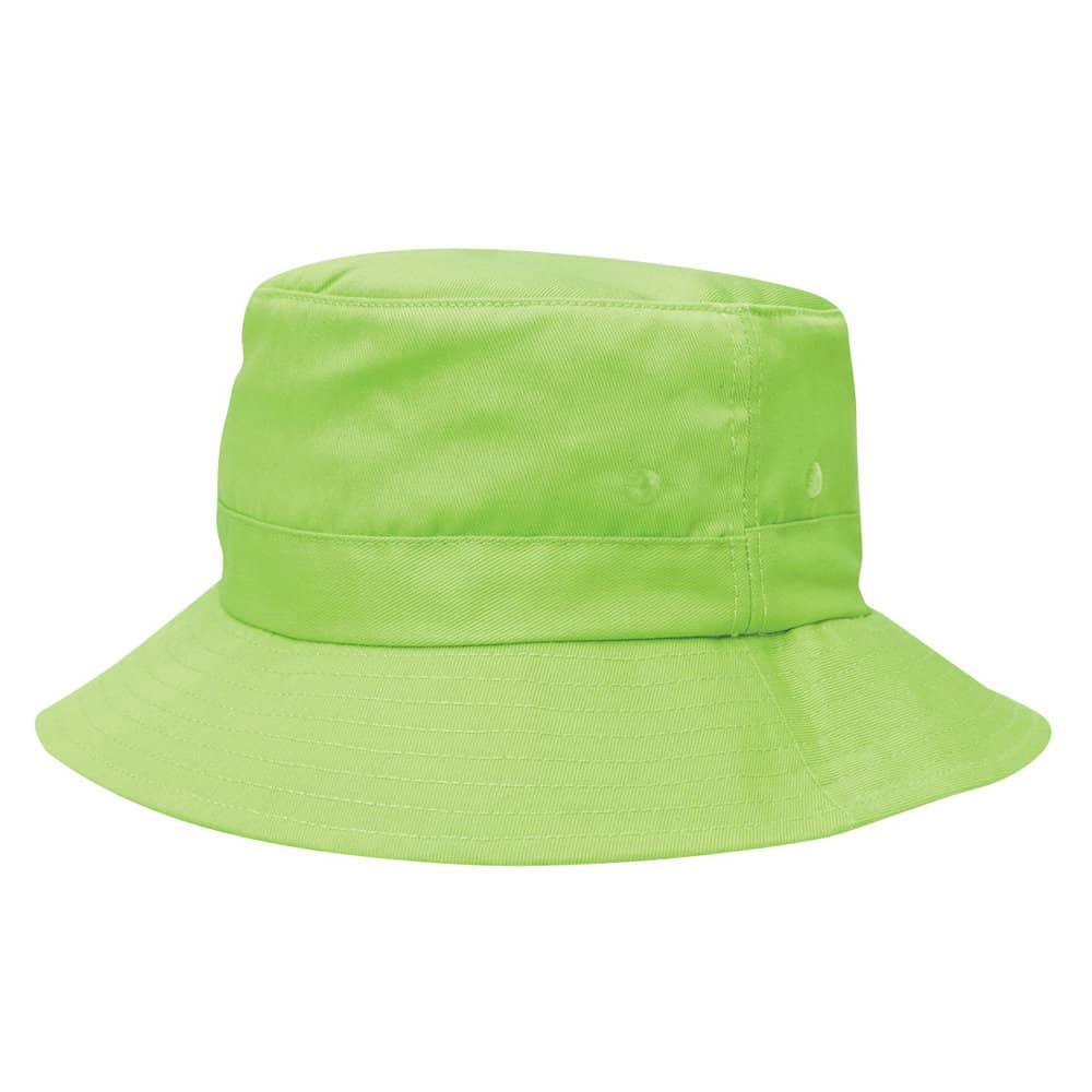 Lime Junior Bucket Hat