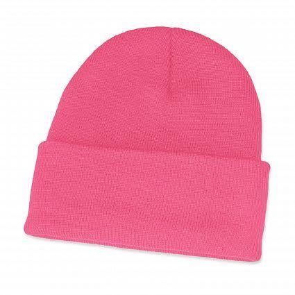 Pink Monty Beanie