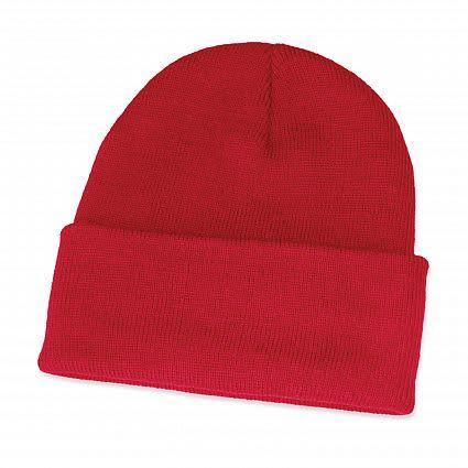 Red Monty Beanie