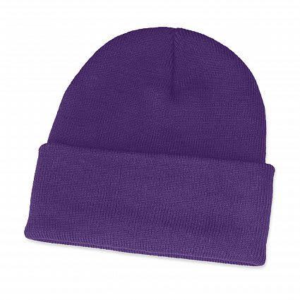 Purple Monty Beanie