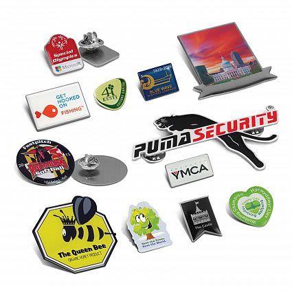 Full Custom Lapel Logo Badges