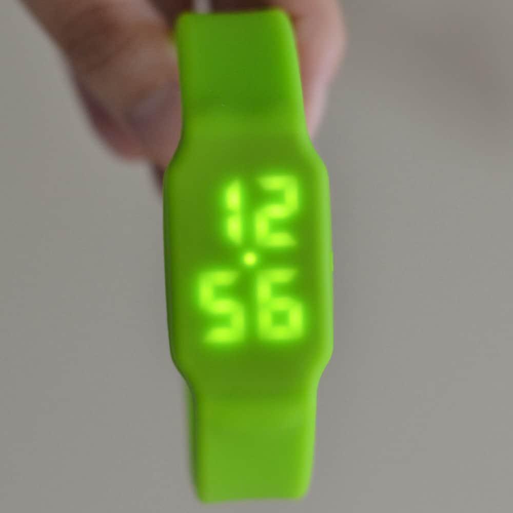 Silicone Watch Flash Drive